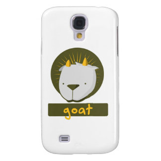 cute goat samsung galaxy s4 cover