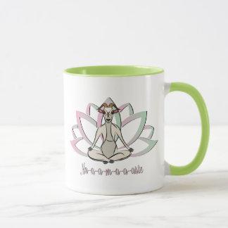 CUTE GOAT YOGA | Namaste GetYerGoat™ Mug