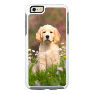 Cute Golden Retriever Dog Puppy Photo - Protection OtterBox iPhone 6/6s Plus Case
