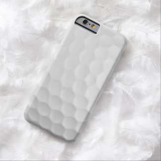 Cute Golf Ball Dimples Texture Pattern Barely There iPhone 6 Case