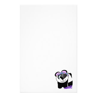 Cute Goofkins pirate panda Customised Stationery