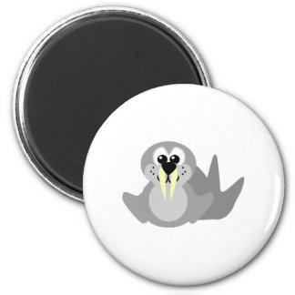 Cute Goofkins walrus Magnet
