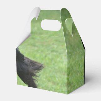 Cute Gordon Setter Favour Box