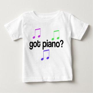 Cute Got Piano Music Gift Baby T-Shirt