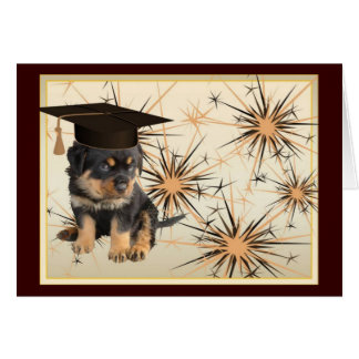 Cute Graduation Greeting Card