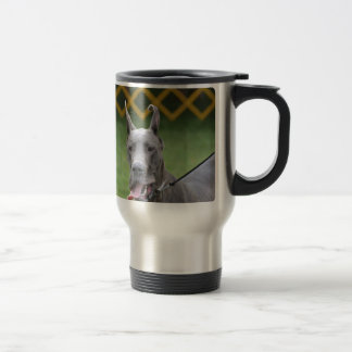 Cute Great Dane Travel Mug