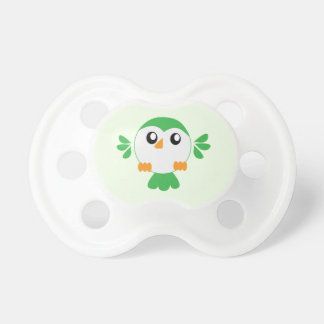 Cute Green Bird Dummy