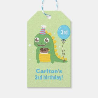 Cute Green Dinosaur Birthday Party Celebrations