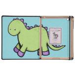 Cute Green Dinosaur Covers For iPad