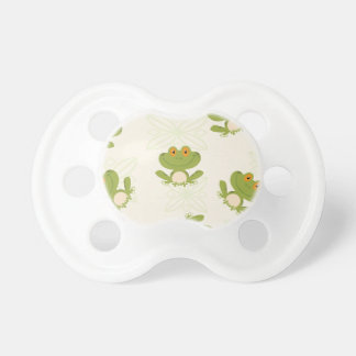 Cute Green Frog Pattern Dummy