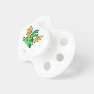 cute-green-orange-dragon dummy