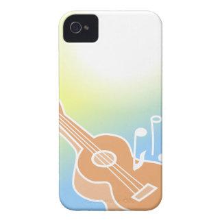 Cute Guitar iPhone 4 Case
