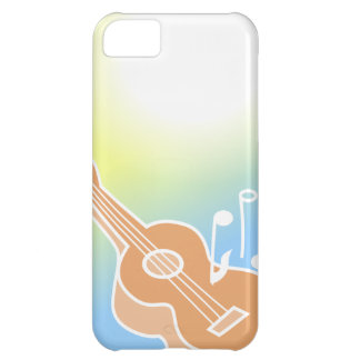 Cute Guitar iPhone 5C Case