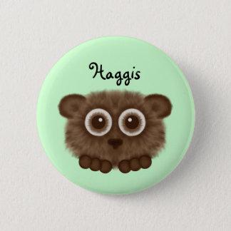 Cute Haggis Button