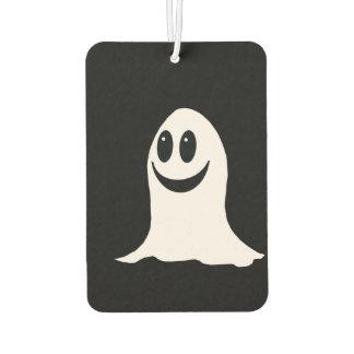 Cute Halloween Cartoon Ghost Car Air Freshener