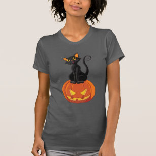 Cool Black Car Sitting On Halloween Pumpkins Mens Womens Unisex Sweatshirt