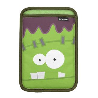 Cute Halloween Frankenstein Monster Face Sleeve For iPad Mini