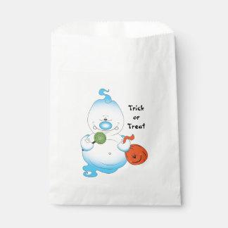 Cute Halloween Ghost Cartoon Favour Bags