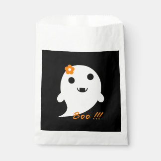 Cute Halloween Ghost Favour Bags