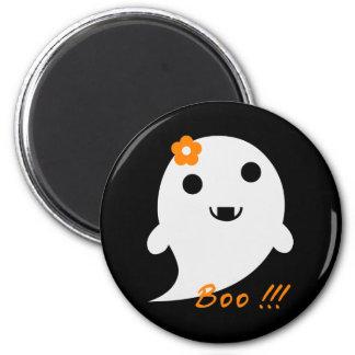 Cute Halloween ghost Magnet