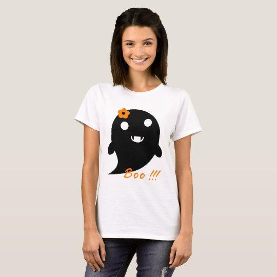 Cute Halloween Ghost T-Shirt