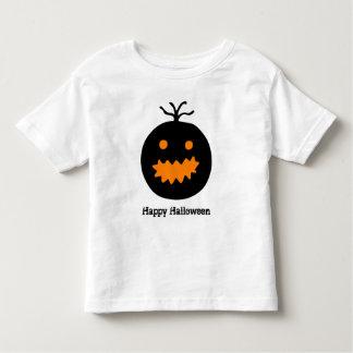 Cute Halloween Pumpkin Toddler T-Shirt