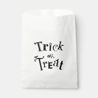 Cute Halloween Trick or Treat bags Favour Bags