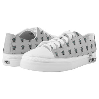 Cute Halloween Wolf Shoes
