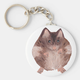 Cute Hamster Keychains