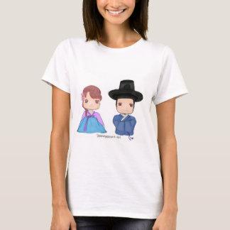 Cute Hanbok couple ♥ T-Shirt