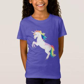 Cute Happy Easter t-shirt design kids unicorn