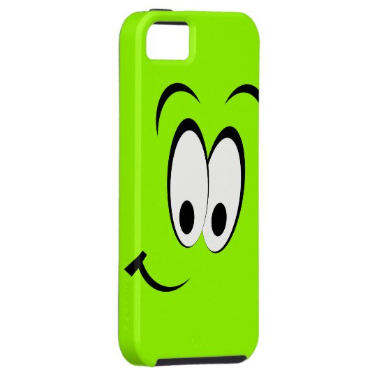 Cute Happy Face iPhone 5 Case
