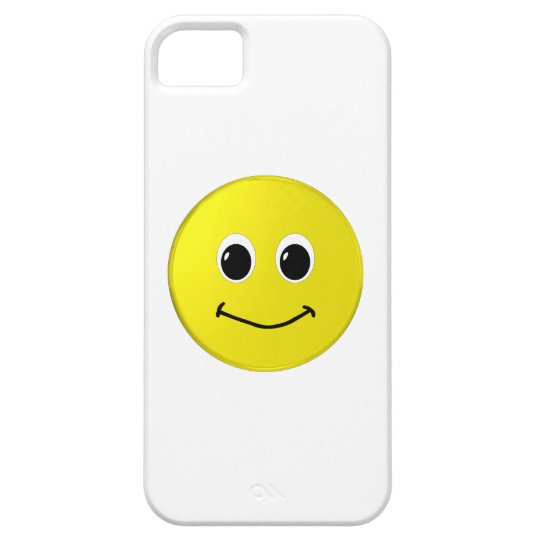 Cute Happy Face iPhone 5 Cases
