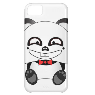 Cute Happy Panda iPhone 5C Case