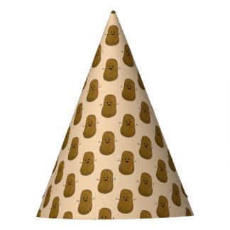 Cute Happy Potato Party Hat