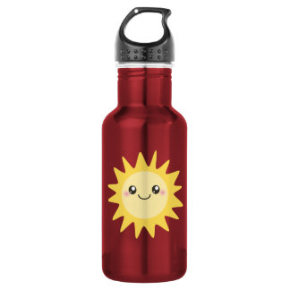Cute Happy Sun 532 Ml Water Bottle