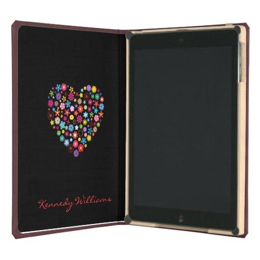 Cute Heart Case For iPad Air