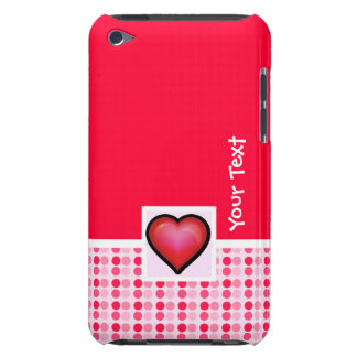 Cute Heart iPod Touch Cover