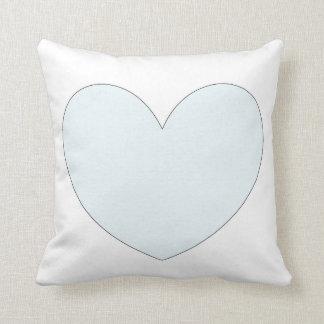Cute Heart Shaped Design Pillow