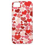 Cute Hearts iPhone 5 Case