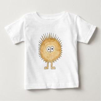 Cute Hedgehog. Baby T-Shirt