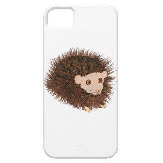 Cute hedgehog Birthday add name iPhone 5 Covers