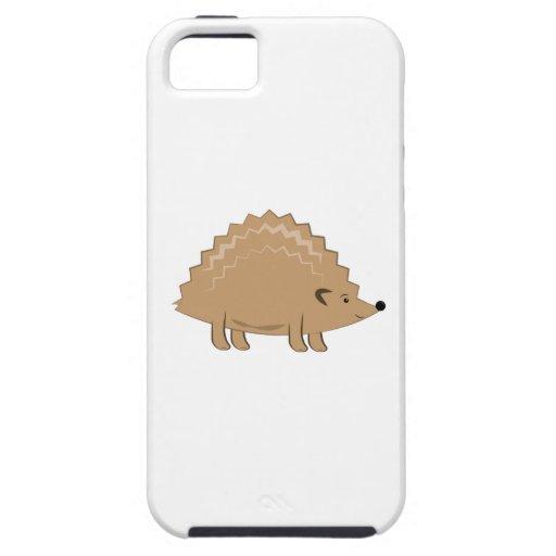 Cute Hedgehog iPhone 5 Cases