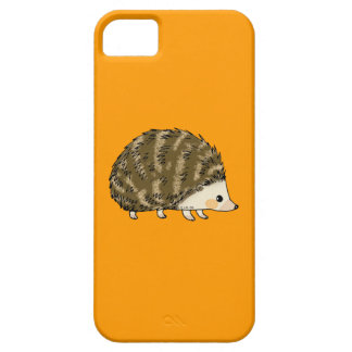 Cute hedgehog case for the iPhone 5