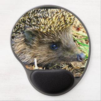Cute Hedgehog Gel Mouse Pad