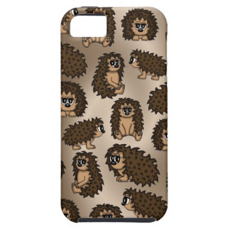 cute Hedgehog iPhone 5 Cases