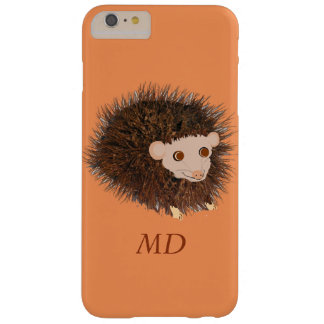 Cute hedgehog iPhone cases add name