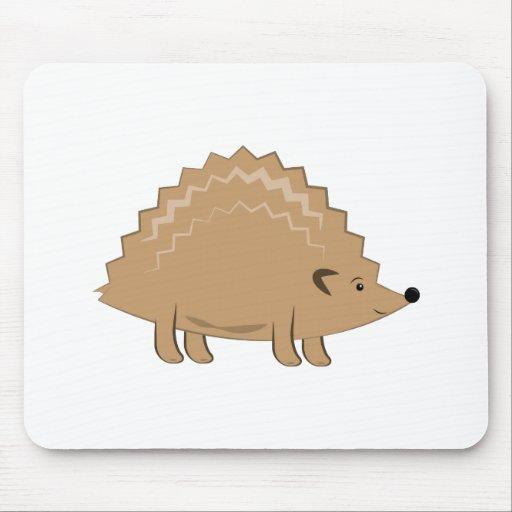 Cute Hedgehog Mousepads