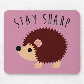 Cute Hedgehog Mousepad