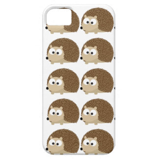 Cute Hedgehog pattern iPhone 5 Cases